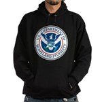 Department Of Homeland Stupidity Hoodie