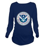 Department Of Homeland Stupidity Long Sleeve Mater