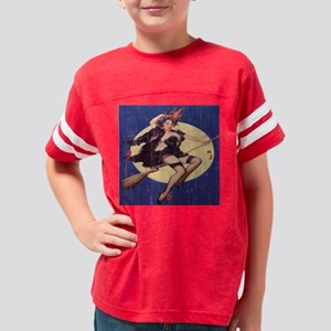 witchclock Youth Football Shirt