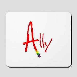 Ally Mousepad