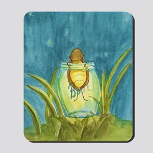 Light In A Jar Mousepad
