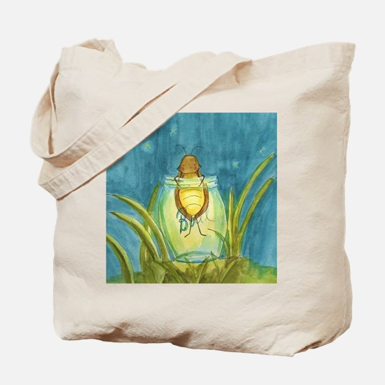 Light In A Jar Tote Bag