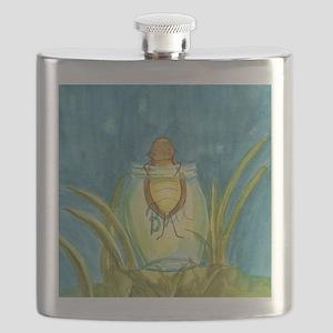 Light In A Jar Flask