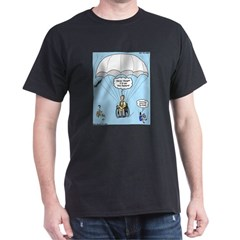 Wheelchair Parachute T-Shirt