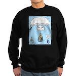 Wheelchair Parachute Sweatshirt (dark)