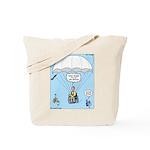 Wheelchair Parachute Tote Bag