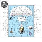Wheelchair Parachute Puzzle