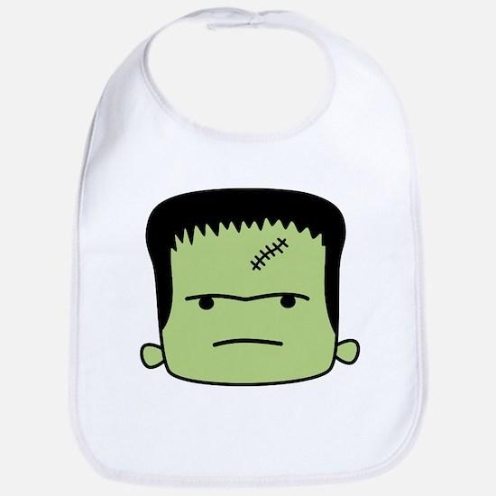 Adorable Frankenstein Bib