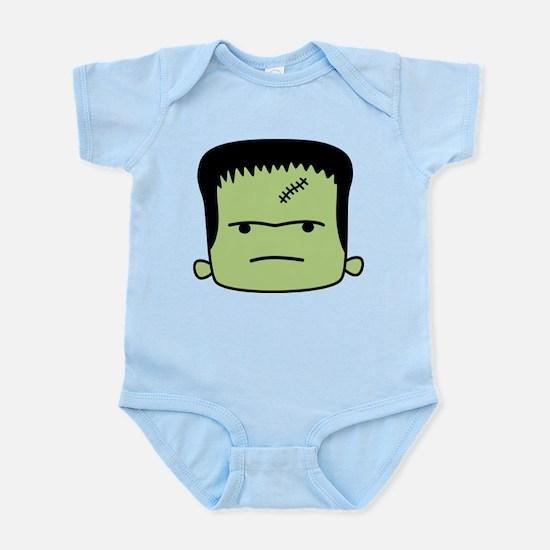 Adorable Frankenstein Body Suit