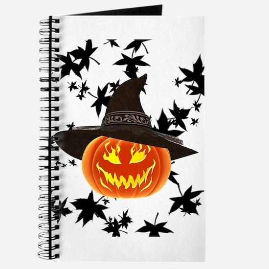 Grinning Pumpkin Journal