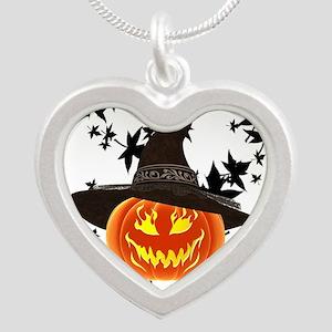 Grinning Pumpkin Necklaces