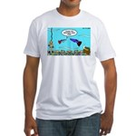 Guppy Mothers Day Fitted T-Shirt