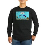 Guppy Mothers Day Long Sleeve Dark T-Shirt