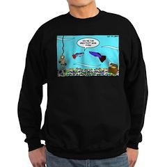 Guppy Mothers Day Sweatshirt (dark)