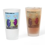 Grapes of Wrath Drinking Glass