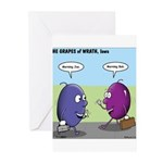 Grapes of Wrath Greeting Cards (Pk of 20)