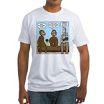 Monkey Business Fitted T-Shirt