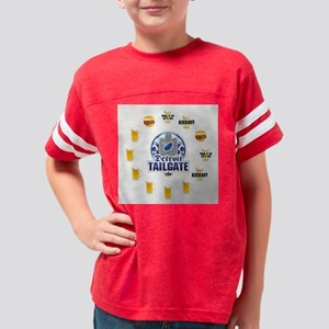 4-3-Tailgate_Clock Youth Football Shirt