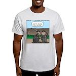 Monkey Hospitality Light T-Shirt