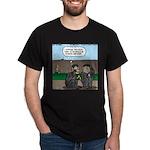 Monkey Hospitality Dark T-Shirt