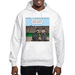 Monkey Hospitality Hooded Sweatshirt