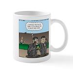 Monkey Hospitality Mug