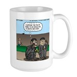 Monkey Hospitality Large Mug