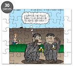 Monkey Hospitality Puzzle