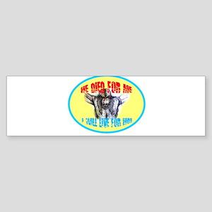 Lamb of god Bumper Sticker