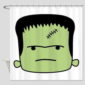 Adorable Frankenstein Shower Curtain