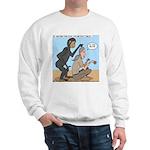 Monkey Grooming Sweatshirt