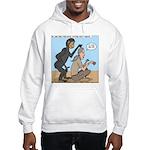 Monkey Grooming Hooded Sweatshirt