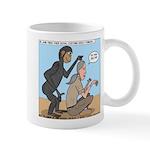 Monkey Grooming Mug