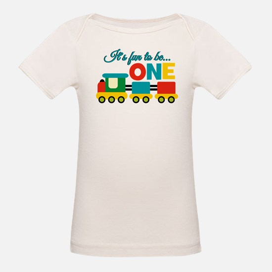 Its Fun to be One Birthday Design T-Shirt