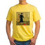 Murder Mystery Yellow T-Shirt