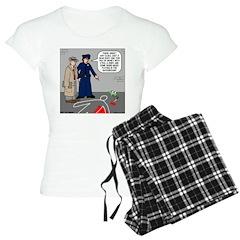 Murder Mystery Pajamas