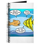 Stupid Fish Jokes Journal