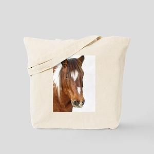 Chincoteague pony stallion Tote Bag