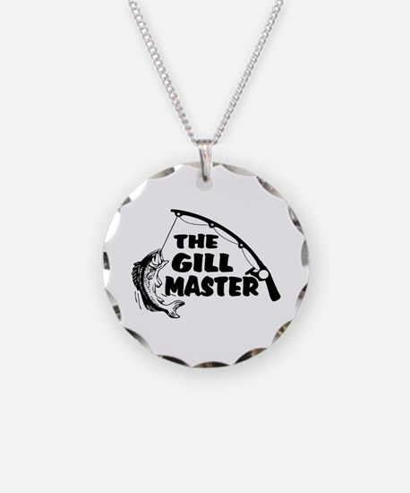 Fisherman As The Gill Master Necklace