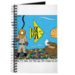 Fish Tank Diver Journal