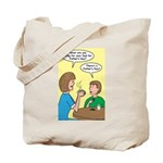 Fathers Day Discovery Tote Bag