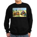 Lion Fathers Day Sweatshirt (dark)