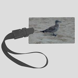 Shore Bird Large Luggage Tag