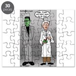 Frankenstein Fathers Day Puzzle