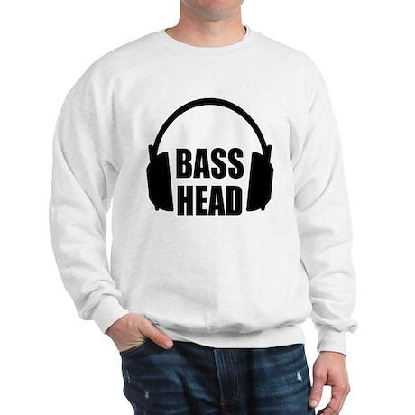 Bass Head Sweatshirt