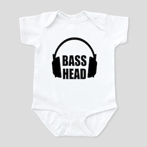 Bass Head Infant Bodysuit