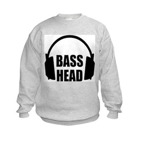 Bass Head Kids Sweatshirt