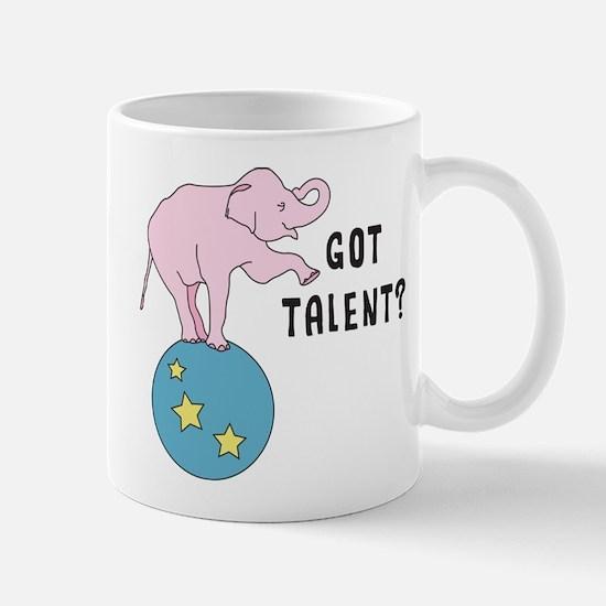 Got Talent? Mugs