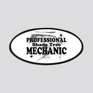 Professional Shade Tree Mechanic Patches