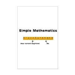 Simple Mathematics: Your Curr Posters